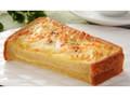 ローソン 4種のチーズトースト ブラン入り食パン使用
