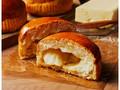 ローソン 塩バターメロンパン ザクザク食感