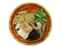 ローソン 12品目の寄せ鍋スープ
