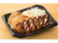 ローソン まちかど厨房 とんかつ&生姜焼き丼