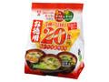旭松 生みそずい 合わせみそ 徳用 3種の具材 袋20食