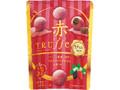 ブルボン 赤トリュフチョコレート 袋60g