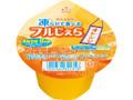 ブルボン 凍らせて食べるフルじぇら オレンジ カップ105g