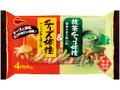 ブルボン チーズ柿種&抹茶チョコ柿種 袋18g×4