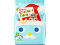 東ハト たのしいクリスマスキャラメルコーン 粉雪ミルク味 袋61g