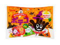 東ハト みんなのハロウィンポテコ 栗かぼちゃのポタージュ味 袋7g×10