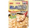 丸美屋 鶏しお麻婆豆腐の素 箱150g