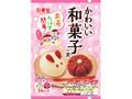丸美屋 かわいい和菓子の素 うさぎセット 袋34.8g
