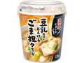丸美屋 豆乳具材がとろける ごま担々スープ カップ90.5g