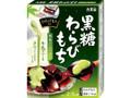 丸美屋 黒糖わらびもち 抹茶ソースの素付き 箱194.9g