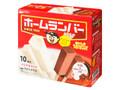 メイトー ホームランバー バニラ&チョコ 箱45mlX10本