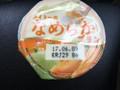 メイトー なめらかプリン 芳醇な甘さ広がる国産メロンピューレ使用 カップ105g