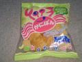 SANRITSU ミニかにぱん メロン風味 袋80g