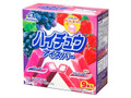 森永製菓 ハイチュウアイスバー グレープ&ストロベリー 箱40ml×9