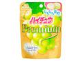 森永製菓 ハイチュウプレミアム 白ぶどう味 袋35g