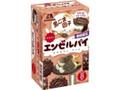 森永製菓 ミニエンゼルパイ 黒ごま団子 箱8個