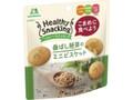 森永製菓 ヘルシースナッキング 香ばし胚芽のミニビスケット 袋28g