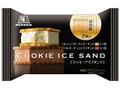 森永製菓 クッキーアイスサンド