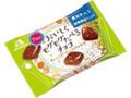 森永製菓 おいしくモグモグたべるチョコ オレンジピール&3種の素材 袋36g