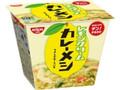 日清 レモンクリームカレーメシ カップ117g