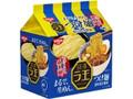 日清ラ王 つけ麺 濃厚魚介醤油 袋5食