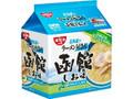 日清 日清北海道のラーメン屋さん 函館しお味 5食パック 袋435g