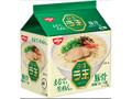 日清 ラ王 豚骨 5食パック 袋430g