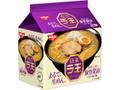 日清 ラ王 豚骨醤油 5食パック 袋510g