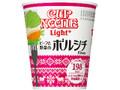 日清 カップヌードルライトプラス ビーフと野菜のボルシチ カップ58g