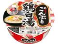 日清のごんぶと 年明け鶏白湯うどん カップ208g