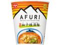 日清 THE NOODLE TOKYO AFURI 柚子辣湯麺 カップ95g