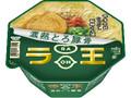 日清ラ王 濃熟とろ豚骨 カップ113g