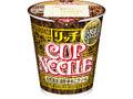 日清 カップヌードル リッチ 松茸薫る濃厚きのこクリーム カップ71g