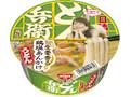 日清のどん兵衛 生姜香る鶏塩あんかけうどん カップ81g