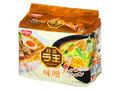 日清食品 ラ王 味噌 袋102g×5