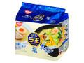 日清食品 ラ王 塩 袋96g×5