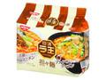 日清食品 ラ王 担々麺 袋97g×5