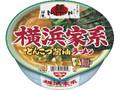 日清食品 麺NIPPON 横浜家系とんこつ醤油ラーメン カップ119g