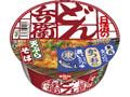 日清食品 日清のどん兵衛 食べ比べ 天ぷらそば 東 カップ100g