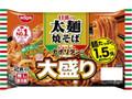 日清食品 日清の太麺焼そば 大盛り ジューシーナポリタン味 袋538g