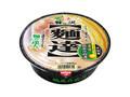 日清 贅沢麺達 濃厚鶏魚介白湯 カップ110g