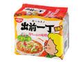 日清 出前一丁 母ちゃんの味噌 辛味噌ごまラー油 5食パック 袋107g×5