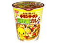 日清 チキンラーメン 夏野菜カレー カップ77g