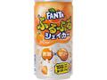 コカ・コーラ ファンタ ふるふるシェイカー オレンジ 缶180ml