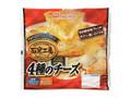 ニッポンハム 石窯工房 4種のチーズ 袋185g