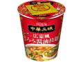 明星 中華三昧タテ型 広東風とろみ醤油拉麺 カップ63g