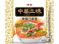 明星 中華三昧 辣椒白湯麺 袋102g