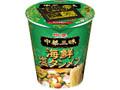 明星 中華三昧タテ型 海鮮塩タンメン カップ61g