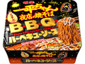 明星 一平ちゃん夜店の焼そば 大盛 BBQソース カップ163g