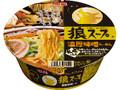 明星食品 狼スープ 濃厚味噌らーめん カップ105g